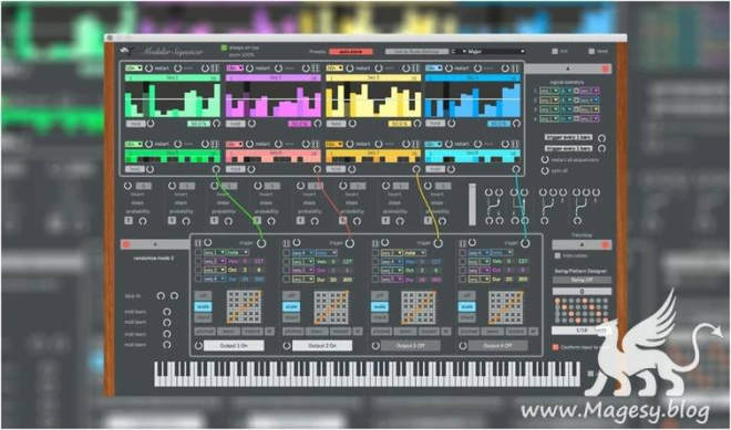 Modular Sequencer 1.0.2 MAX For LiVE-2