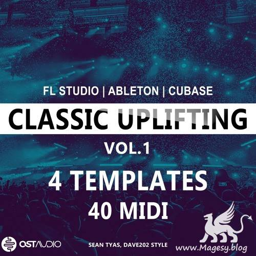 Classic Uplifting Vol.1 TEMPLATES-DiSCOVER