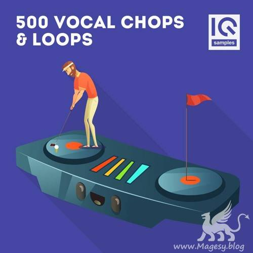 500 Vocal Chops and Loops MULTiFORMAT